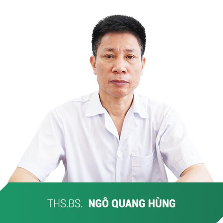 Chân dung bác sĩ, thạc sĩ Ngô Quang Hùng người đầu tiên nghiên cứu và áp dụng thành công cấy chỉ vào chữa bệnh và làm đẹp