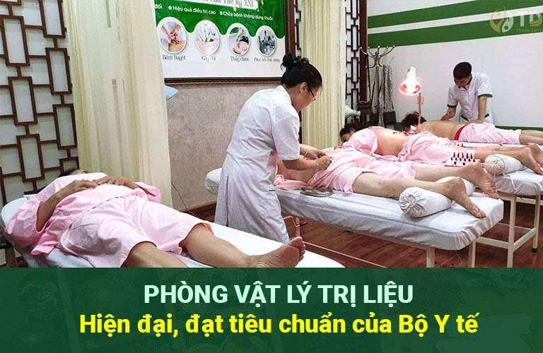 Cấy chỉ chữa viêm xoang Đông phương Y pháp luôn được thực hiện trong điều kiện tốt nhất