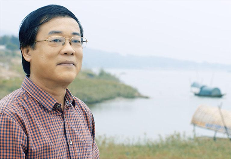 NS Phú Thăng là gương mặt quen thuộc trong các bộ phim truyền hình