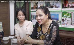 Bệnh nhân cấy chỉ chữa mất ngủ tại Đông phương Y pháp