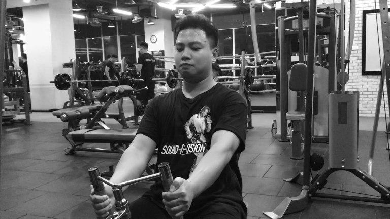 Thử đủ mọi cách nhưng việc giảm béo của Trung càng ngày càng đi vào bế tắc